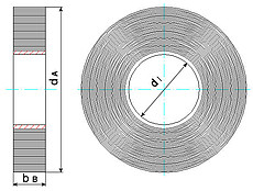 Dimensions of form coils 2